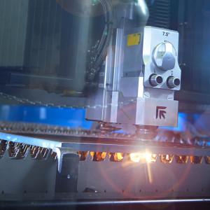 2D-Laserschnitt