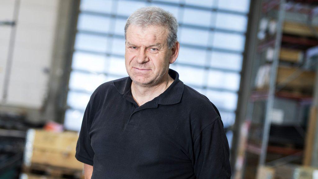 Jobro personal Hans Magnusson