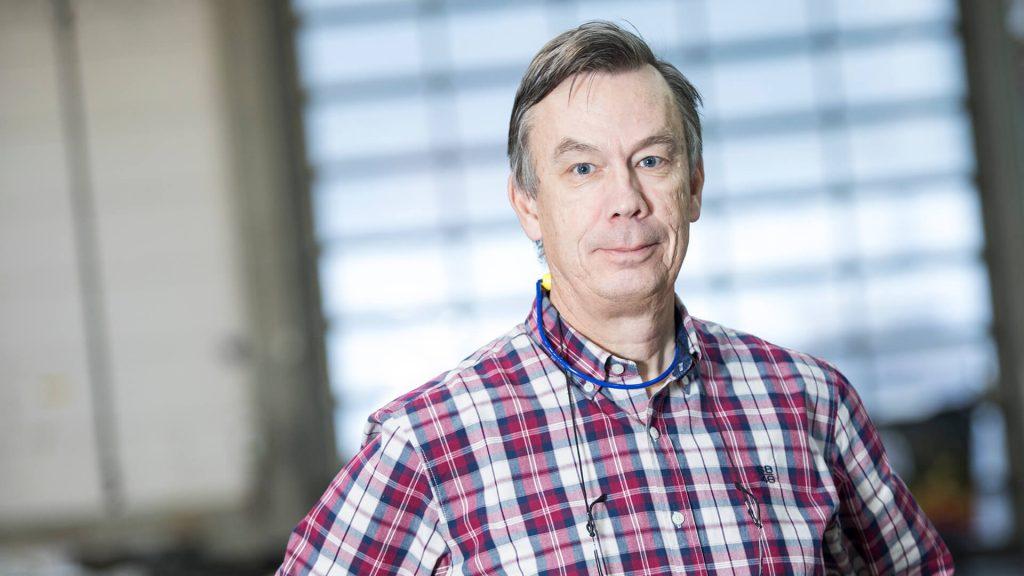 Jobro personal Nils-Åke Karlsson